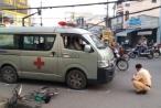 Tai nạn giao thông Plus: Container cán chết người bỏ chạy