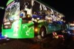 Bình Định: Xe đầu kéo tông xe khách, 11 người thương vong