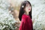'Hot girl Reuters' Kiều Trinh lại gây thương nhớ với bộ ảnh bên cúc họa mi