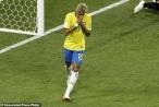 Neymar bị báo chí Brazil chỉ trích thậm tệ với lối đá cá nhân