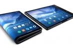 Smartphone gập đầu tiên trên thế giới ra mắt