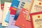 Xây dựng các văn bản QPPL liên quan đến phát triển Thủ đô Hà Nội