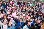 Dòng người nô nức đổ về showcase 'Tâm 9' đập tan cái lạnh mùa đông Hà Nội