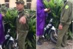 Hưng Yên: Công an xã chặn đường xử lý vi phạm giao thông?