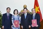 Trao quyết định bổ nhiệm Tổng Lãnh sự tại Vancouver, Canada và Vladivostok, Liên bang Nga