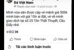 'Chợ vé online'trận chung kết Việt Nam - Malaysia sôi nổi, ngoài tầm kiểm soát