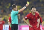 Tuyển thủ Việt Nam dính thẻ vàng có bị treo giò ở chung kết lượt về?
