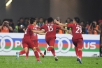 Đội tuyển Việt Nam gấp rút chuẩn bị cho trận chung kết lượt về AFF Cup