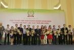 20 doanh nhân, doanh nghiệp được tôn vinh 'Thượng tôn Pháp luật, phát triển bền vững'