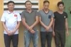 Bắc Giang: Bắt 4 đối tượng đào hầm đột nhập công ty trộm 2000 màn hình điện thoại