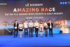 """Hơn 1.000 sales hội tụ tại sự kiện kickoff Amazing Race - """"siêu"""" dự án của FLC tại Quảng Bình"""