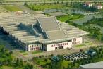 Đề xuất xây bể bơi trong khu biệt thự Trung tâm Hội nghị Quốc gia