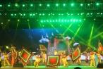Giỗ Tổ Hùng Vương 2018: Rực rỡ sắc màu 'Lễ hội dân gian đường phố Việt Trì 2018'