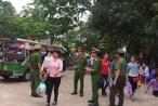 Giỗ Tổ Hùng Vương 2018: Gần 1.000 chiến sĩ công an bảo vệ an ninh trật tự