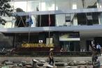 Chung cư Sapphire Palace: Nhiều hạng mục còn ngổn ngang, chủ đầu tư vẫn để cư dân vào ở