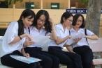 Học sinh Hà Nội thi thử kỳ thi THPT Quốc gia 2018 vào tháng 3