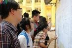 Hà Nội: Công an tăng cường kiểm tra, yêu cầu đóng cửa các hàng photocopy trong suốt kỳ thi