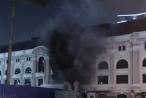 Trạm điện phát nổ, nhà hát hủy show, khán giả ra về trong hoảng loạn
