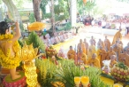 Bình Phước:  Đồng bào dân tộc S'tiêng tại huyện Bù Đăng đón mừng Phật đản