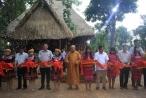 Bình Phước: Khánh thành khu bảo tồn văn hoá Nam Tây Nguyên
