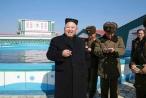 Kim Jong-un đi thăm trang trại cá trê