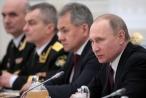 Tổng thống Putin: 4.000 người Nga đầu quân cho khủng bố ở Syria