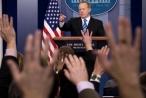 """Nhà Trắng lại """"căng thẳng"""" với truyền thông"""