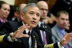 Tư lệnh Mỹ vùng Thái Bình Dương sắp rời chức?