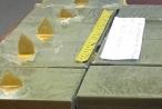 Bắc Giang: Kiểm tra ô tô, bất ngờ phát hiện gần chục bánh ma túy