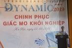 Đại học Kinh tế TP HCM: Khởi động cuộc thi Dynamic 2019-Chinh phục giấc mơ khởi nghiệp