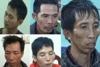 Chân dung 5 nghi phạm liên quan đến vụ án sát hại nữ sinh giao gà ngày 30 Tết