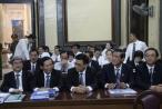 """Xét xử đại án TrustBank 6.000 tỷ: Đại gia Hứa Thị Phấn chỉ nói """"chị bị oan"""""""