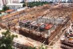 Công ty cổ phần Da giày Sagoda bị 'tuýt còi' vì xây dựng công trình 'khủng' không phép