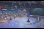 Clip Vanessa Ponce rạng rỡ giây phút đăng quang Miss World 2018