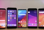 Smartphone Android có tỉ lệ trục trặc gấp đôi iPhone