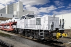 Tổng công ty Đường sắt Việt Nam dự kiến sẽ đầu tư 100 đầu máy mới