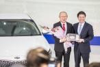 Thaco trao tặng xe Kia Optima cho ông Park Hang Seo