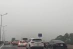 Thủ đô Hà Nội hôm nay chìm trong 'biển' sương mù