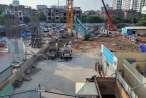 Quận Hai Bà Trưng và quận Hoàn Kiếm 'dẫn đầu' danh sách công trình xây dựng vi phạm