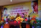 Giáo hội Phật giáo Việt Nam tổ chức giao lưu 'Phật giáo đối với nữ Phật tử'