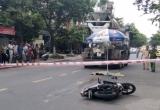 Đà Nẵng: Đi viếng mộ, 3 mẹ con gặp tai nạn cùng lúc