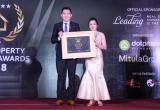 First Real nhận giải thưởng danh giá ở hạng mục Best Developer Danang 2018