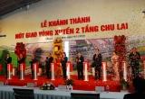 Quảng Nam: Khánh thành công trình nút giao vòng xuyến 2 tầng Chu Lai