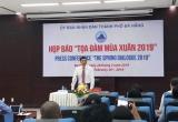Đà Nẵng: Tọa đàm mùa xuân 2019 nâng cao hiệu quả triển khai dự án