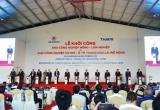 THACO khởi công 4 dự án với tổng vốn đầu tư trên 10.000 tỷ ồng