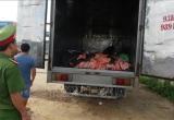 Bắt quả tang vụ vận chuyển lậu 1,4 tấn mỡ động vật hôi thối vào TP Hồ Chí Minh