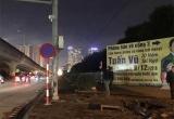 Hà Nội: Nổ lớn trên đường Phạm Hùng, một người bị thương