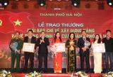 Trao giải và phát động hai giải thưởng báo chí lớn về Hà Nội