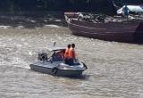Tiền Giang: 3 người mất tích vì sà lan hơn 300 tấn bị chìm