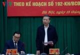 Thông báo dự thảo Kết luận kiểm tra phòng chống tham nhũng tại Hà Nội